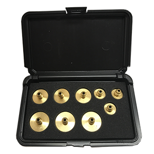 Backflow Brass Quick Connect Fittings Set